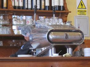 Photo: Café, café y más cafecito Bar Restaurante Cordano Centro de Lima Mayo - 2014