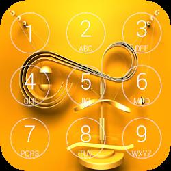 Letters Lock Screen