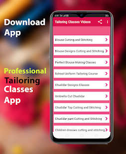 Tailoring Classes Videos in Tamil Cutting Stitch - Apps on Google Play