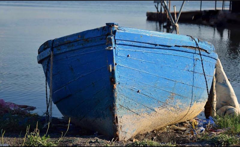 Barca arenata  di Tonio-marinelli