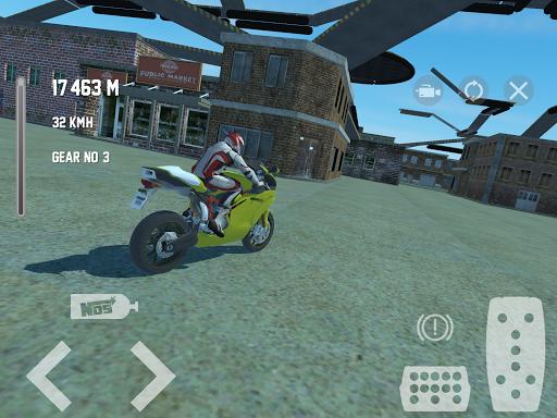 Motorbike Crush Simulator 3D  screenshots 24
