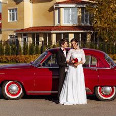 Wedding photographer Andrey Erastov (andreierastow). Photo of 26.09.2017