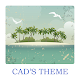 Desert Island Xperia Theme for PC-Windows 7,8,10 and Mac