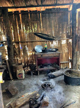 Photo: Huai Jakan village kitchen