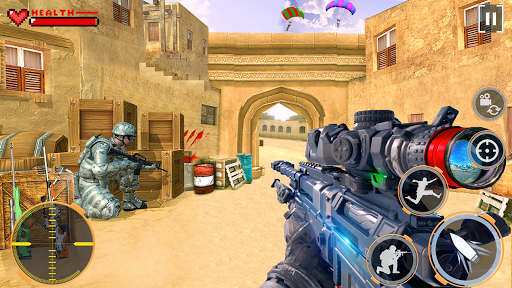 Impossible Commando Shooter Fps Fury screenshots 10