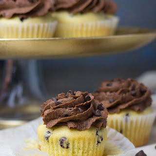 Chocolate Chip Cupcakes Icing Recipes.