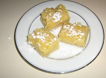 Lemon Bars By : Barefoot Contessa ( Ina Garten ) Recipe