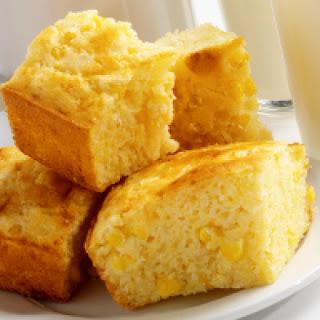 Corn Bread with Corn