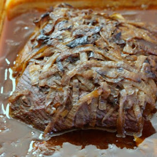 Not-Your-Grandma's Brisket