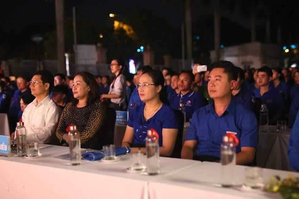 Các đại biểu tham dự chương trình