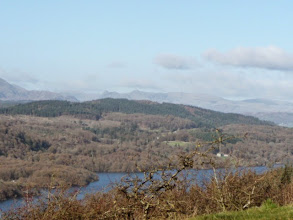 Photo: Lake Windermere, viewed from Gummers How
