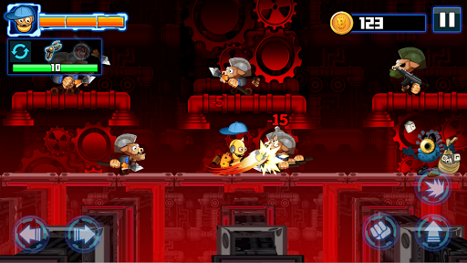 Crypto Wars: Action Platformer 1.0.4 screenshots 1