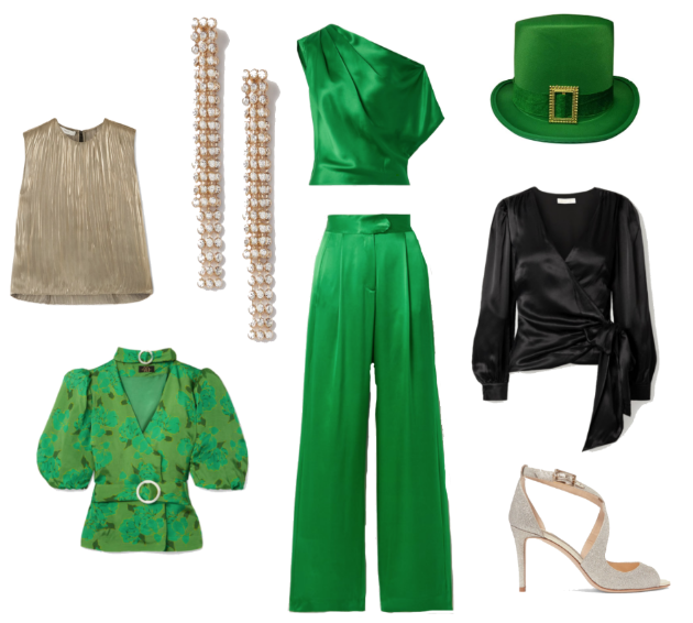 Read Karen Klopp and Hilary Dick's article in New York Social Diary. What to wear to St. Patrick's Day