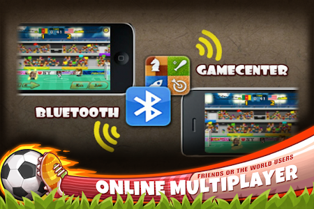 Head Soccer 6.2.3 screenshot 2092857