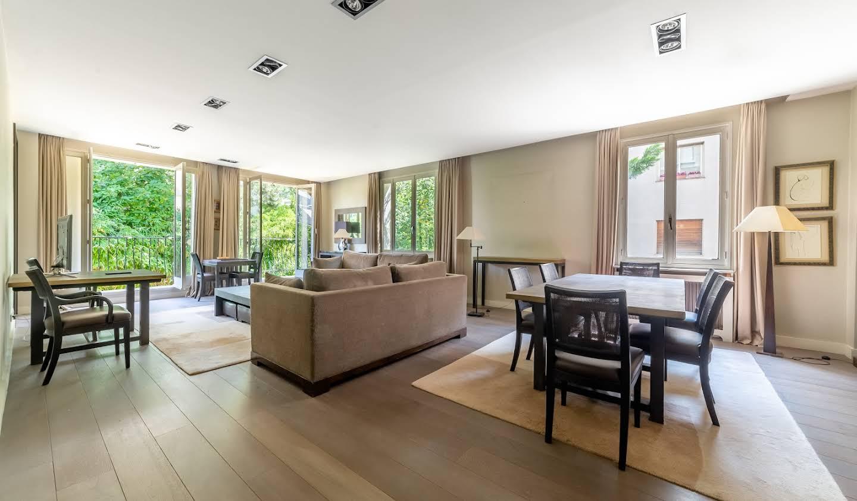 Appartement contemporain Neuilly-sur-Seine