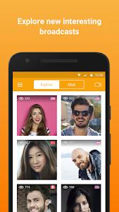 FlirtyMania – Free Video Chat screenshot 0