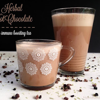 Hot Chocolate Tea Recipes