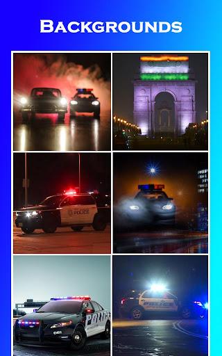 Men Police Suit Photo Editor 2020 1.0.17 screenshots 11