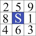 Schulte table icon