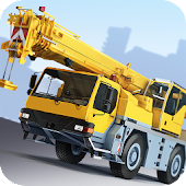 Construction & Crane SIM 2 Android APK Download Free By Fun Blocky Games