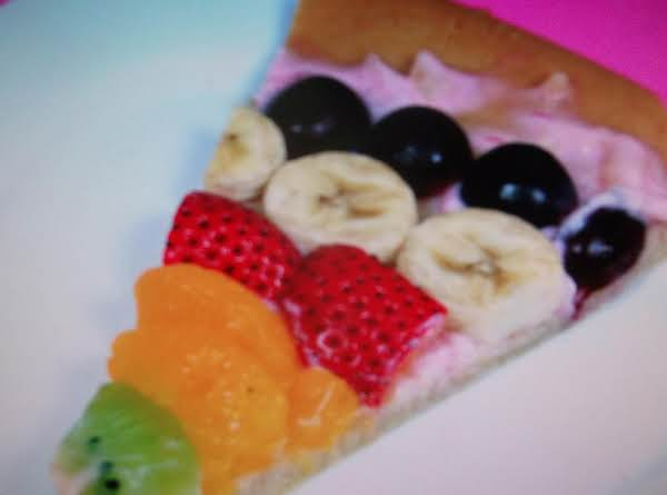 Pizza Crust And Fruit Pizza Recipe