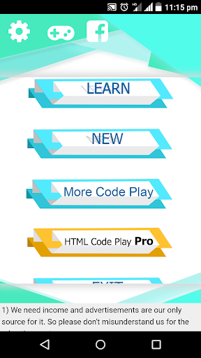 HTML Code Play 6.5 screenshots 5