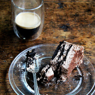 Chocolate-Espresso Ice Box Cake