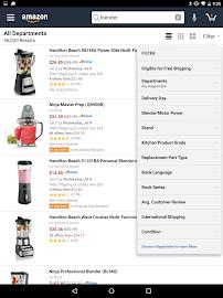Amazon for Tablets Screenshot 7