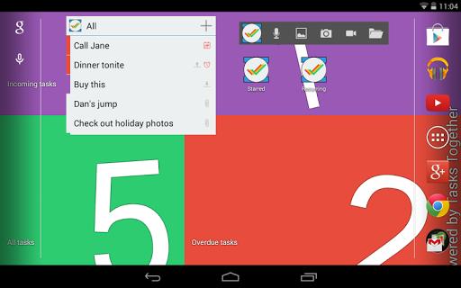 Tasks Together screenshot 10