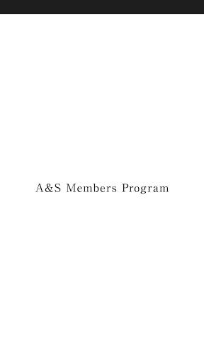A&S Members Program 1.0.4 Windows u7528 1