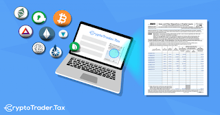 The Step-by-Step Guide For Crypto Tax Reporting - Crypto Traders Pro