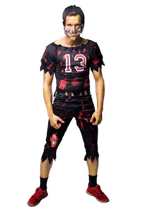 Zombie footballspelare, teen