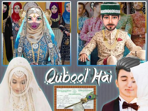 Muslim Hijab Wedding Girl Arranged Marriage Game 1.0.2 screenshots 1