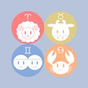 Zodiac 2048 icon