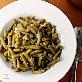 Cracker Barrel Copycat Country Style Green Beans.