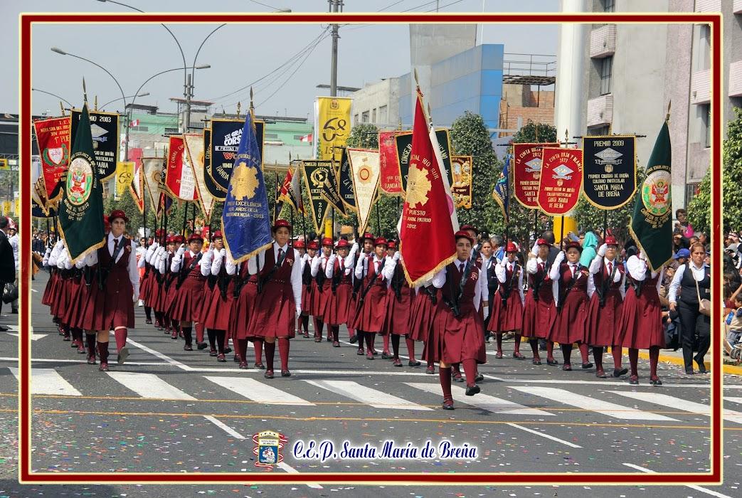 Desfile de Breña - 2017