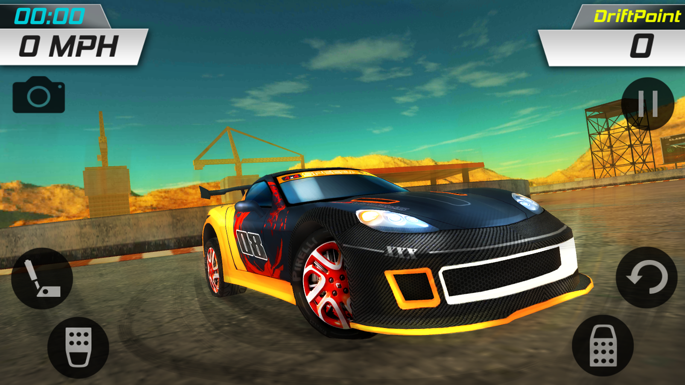 Drift Car Racing Simulator Android Apps On Google Play