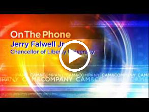 Video: Nov. 17: Jerry Falwell Jr. announces Liberty University's new policy allowing right to carry on campus.