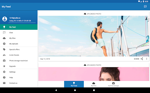 100 GB Free Cloud Drive from Degoo 1 42 5 180923 APK for Android