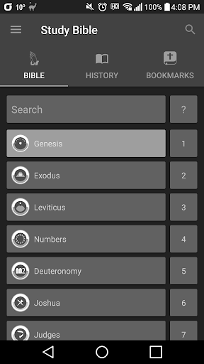 Download Study Bible for free, Latest 1 0 22 version APK File