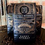 Single Barrel Barrel-Aged Coffee
