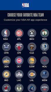 NBA AR Basketball: Augmented Reality Shot & Portal Screenshot