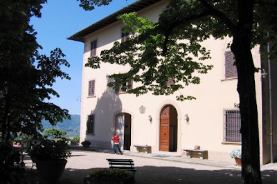 An Elegant Villa in the Heart of Florence
