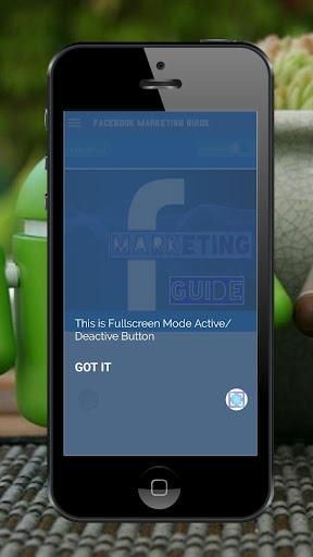 Facebook Marketing Guide 1.0 screenshots 8