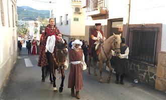 Conmemoración Reyes Católicos en Fiñana