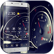 Theme Car Speedometer speed