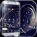Theme Car Speedometer speed icon