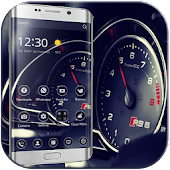 Theme Car Speedometer speed