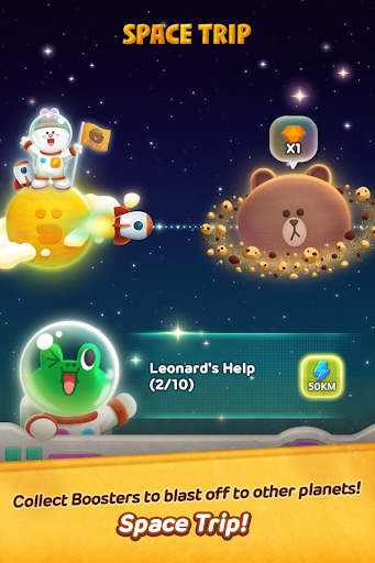 LINE Bubble 2 apkmr screenshots 5