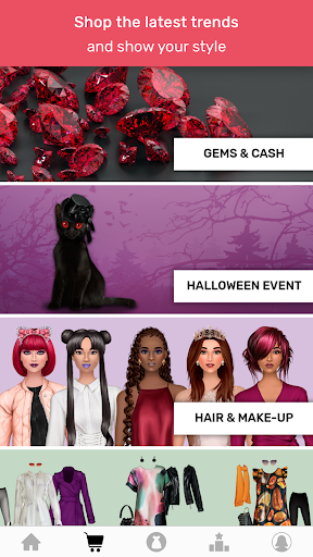 Trendy Stylist - Fashion Game 👠💄  captures d'écran 6